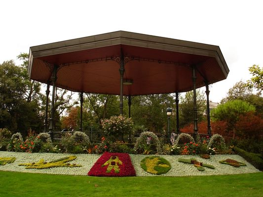 jardin grand rond TOULOUSE
