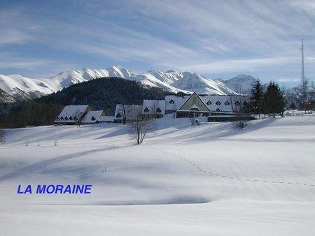 chalet bellevue hiver GARIN
