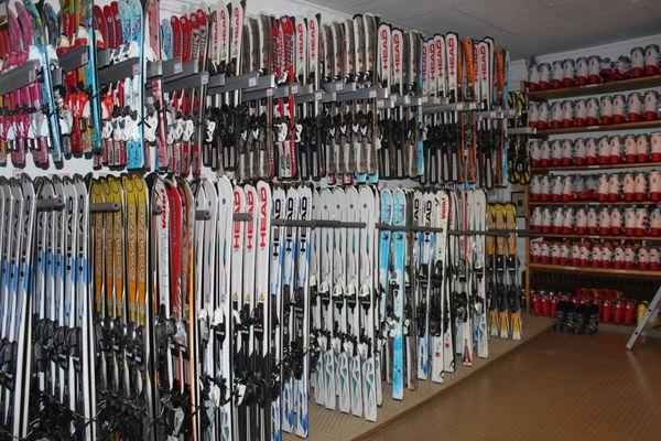 pyrenees ski location ski mourtis