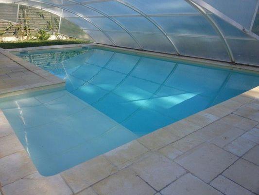 piscine moulin du pont AURIGNAC
