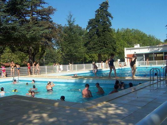 piscine ville Revel