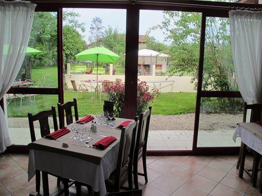 restaurant hostellerie-du-parc LABARTHE