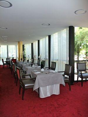 salle restaurant palladia TOULOUSE