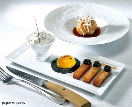 sarran assiette TOULOUSE