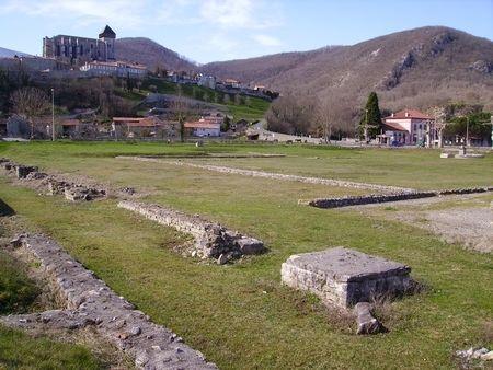 site antique SAINT BERTRAND