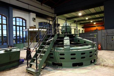 turbine Espace Bazacle TOULOUSE