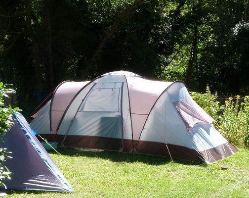 tente camping chanteclerc BAGNERES LUCHON
