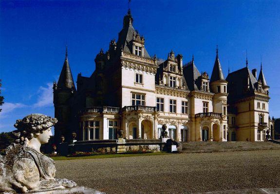 Chateau VALMIRANDE©Étienne FOLLET