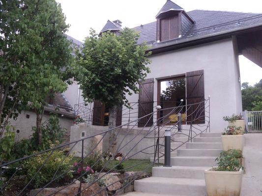 Grange de Saint-Paul d'Oueil