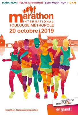 Marathon de Toulouse 2019