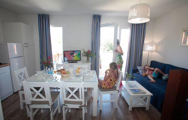 Odalys Vacances - Résidence Le Petit Pont 9