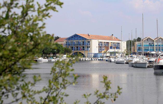Odalys Vacances - Résidence du Port