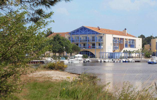 Odalys Vacances - Résidence du Port3
