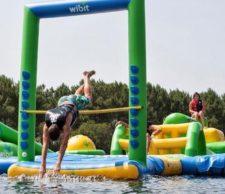 Activité nautique Splash Park Hourtin  (9)