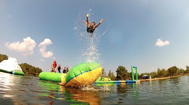 Activité nautique Splash Park Hourtin  (1)