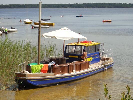 Activités de loisirs - Lacanau - Mout'chaland (2)