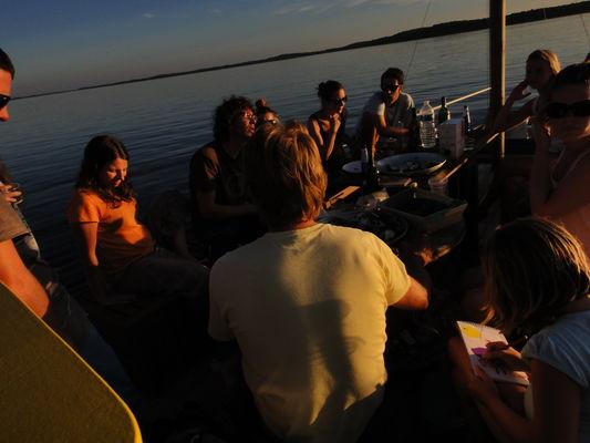 Activités de loisirs - Lacanau - Mout'chaland (3)
