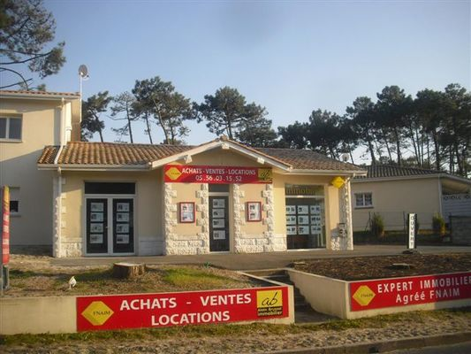 Agence immobilière Lacanau Agence Brussol