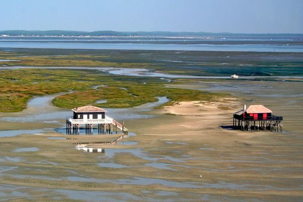 Bassin-d-Arcachon---Cabanes-tchanquees