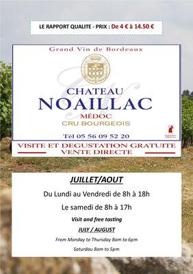 COMPO OT MEDOC OCEAN - Château Noaillac