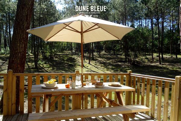 Camping de la Dune Bleue 3