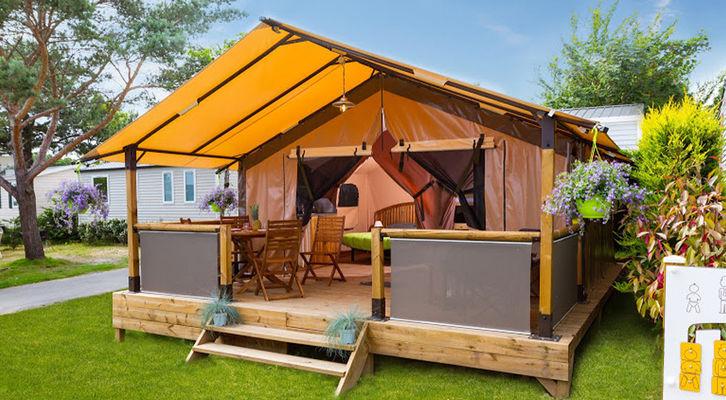 Camping l'Orée du Bouis - Hourtin (4)