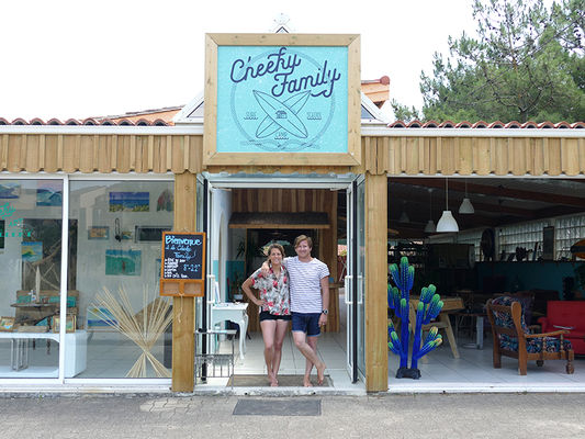 Cheeky Family Surf School & Camp6