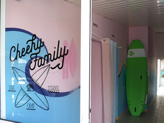 Cheeky Family Surf School & Camp7
