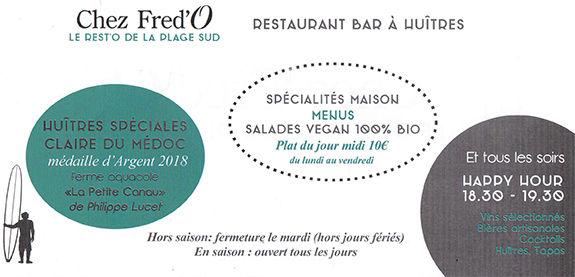 Chez Fred'O10