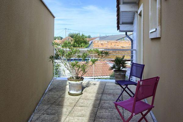 Duvergé Arcachon - Terrasse étage - 5 small