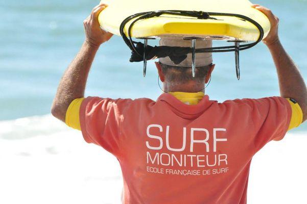 Ecole surf- Boco - Lacanau -moniteur