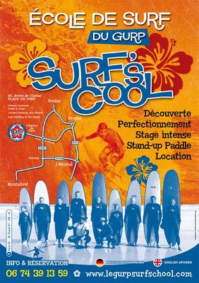 Le Gurp Surf'Cool 1