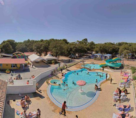 Le Verdon-sur-Mer - Camping Le Royannais