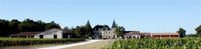 Peyrabon chateau panoramique