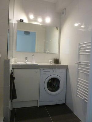 Plan de toilette + ML
