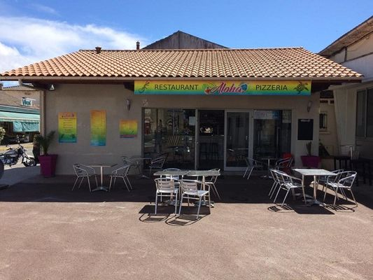 Restaurant Aloha Pizzéria1