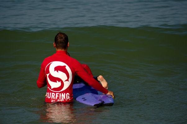 Surfing Medoc