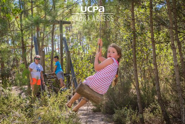 UCPA - Parcours Aventure 5