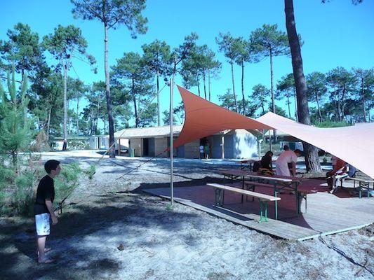 Village de toiles Archipel 8