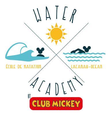 Water Academy Club Mickey