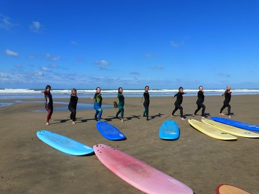 Yoga & Surf pour femmes4