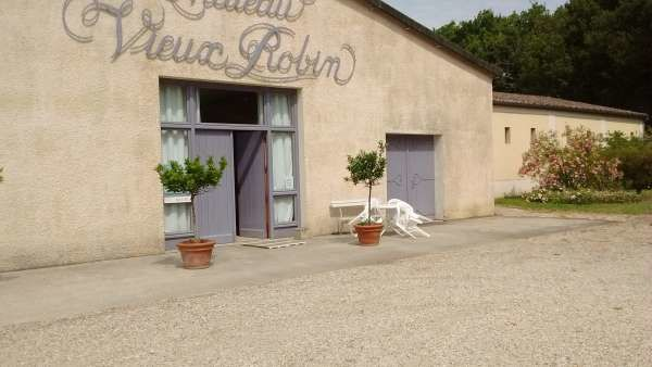 Château Vieux Robin - Vins - Bégadan   Médoc Atlantique - De ... a1a7c77dd218