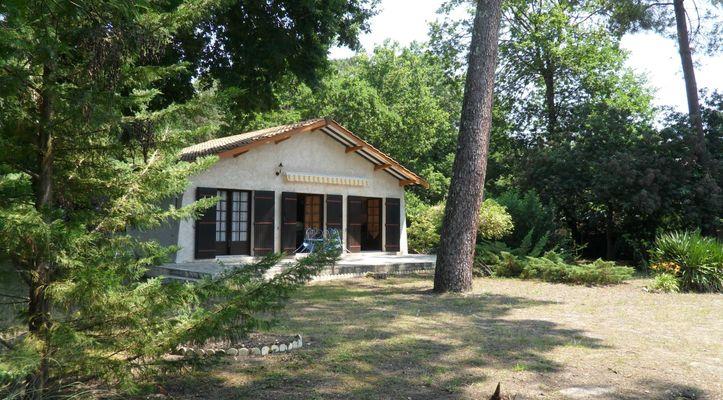 Villa maubuisson carcans m doc atlantique de - Carcans maubuisson office de tourisme ...