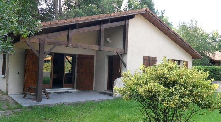 Villa haut maubuisson carcans m doc atlantique de cordouan lacanau - Maubuisson office de tourisme ...