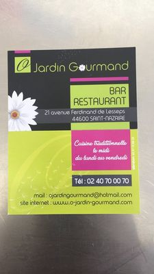 O Jardin Gourmand 2