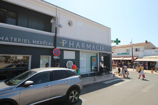 Pharmacie Héry