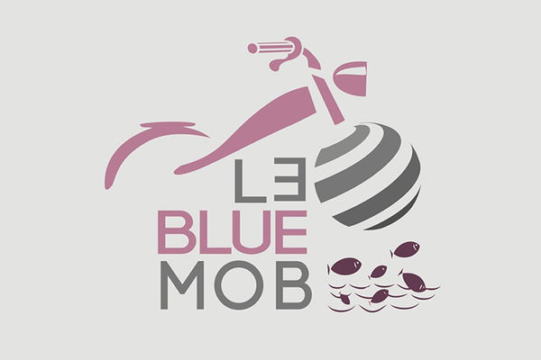 le blue mob