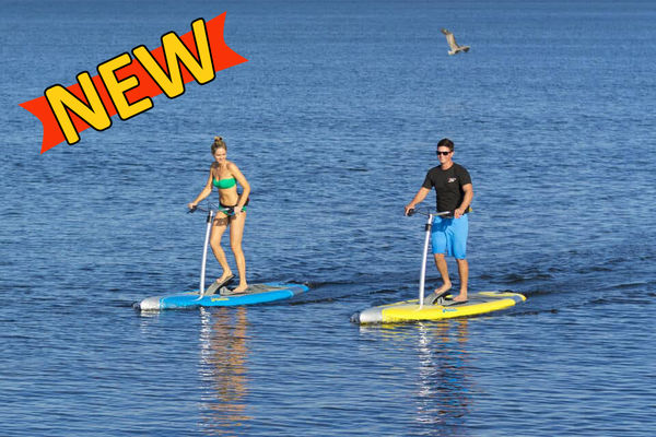 stand up paddle stepper eclipse a waterfun la tranche sur mer