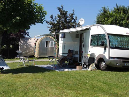 Camping Arada Parc - Sonzay