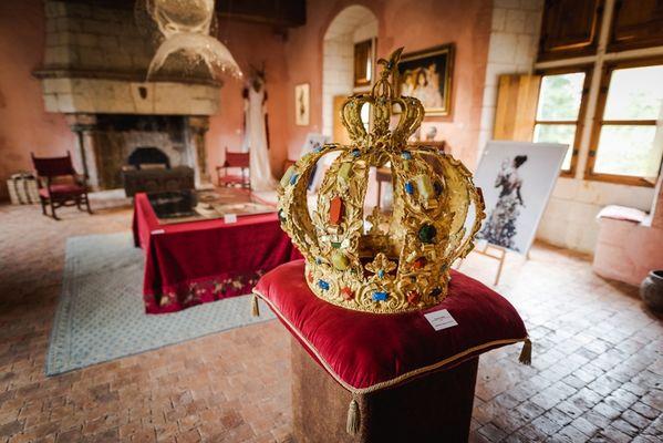 Chateau du Rivau - Salle Dames- Credit ADT Touraine JC CoutandREDI